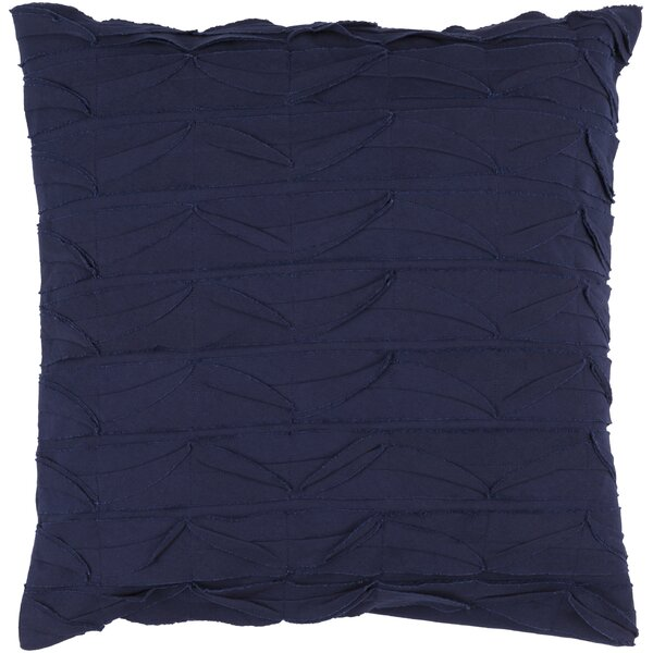 Cochran Ripple 100% Cotton Throw Pillow by August Grove